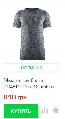 Футболка Core