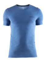 Мужская футболка CRAFT® Cool Comfort Roundneck Aqua Silver