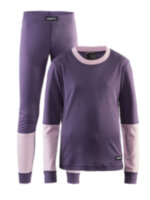 Детский комплект CRAFT® Baselayer Set Montana/Cameo