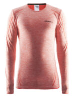 Мужская терморубашка CRAFT Active Comfort Roundneck Cayenne