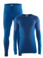 Мужской комплект CRAFT® Baselayer Seamless Set Deep Melange